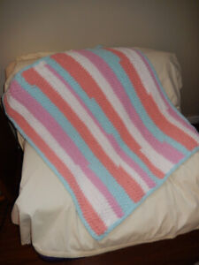 HAND CRAFTED BABY BLANKETS