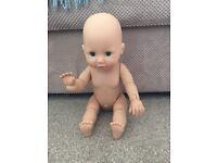 Baby Annabell Learn to Walk and Crawl Doll