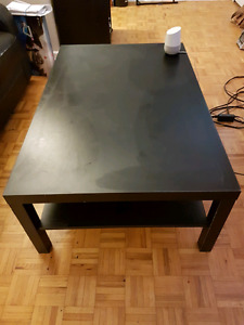Large IKEA coffee table