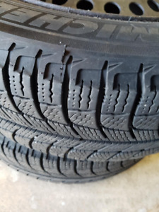 Michellin x-ice tires for sale