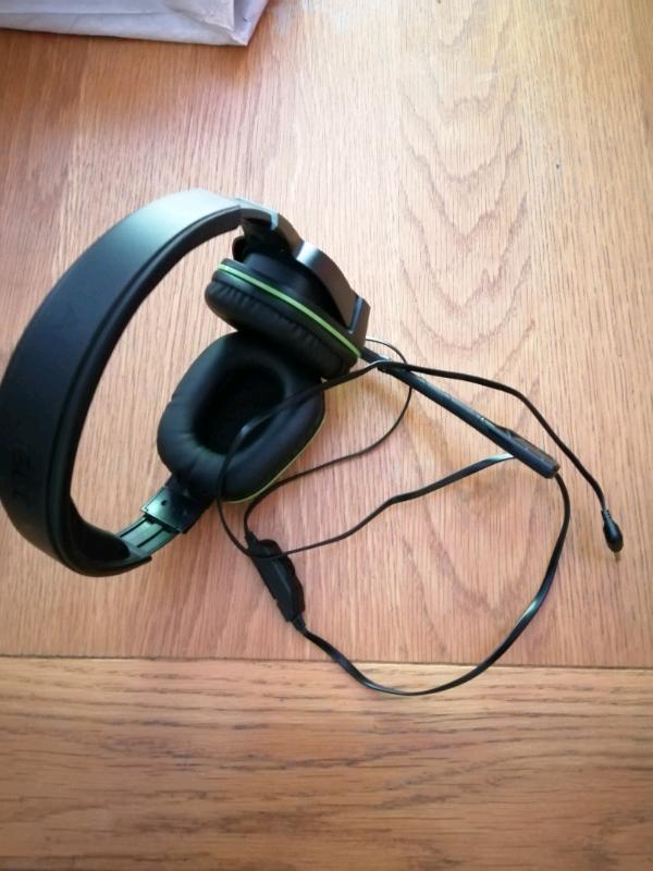 Afterglow headphones with microphone | in Dundonald, Belfast | Gumtree