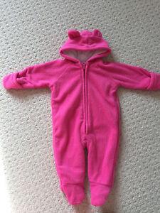 Baby girl pink outwear 3-6 old navy Kitchener / Waterloo Kitchener Area image 1