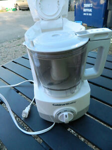 Cuisinart 2-in-1 Baby Food Maker & Bottle Warmer