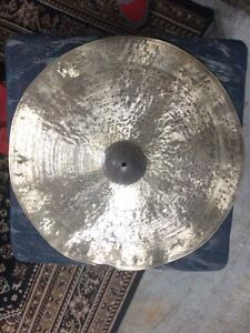 "24"" artisan crash cymbal"