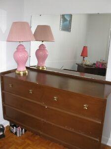 mobilier chambre antique