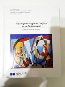 Psychopathologie de l'enfant et de l'adolesscent / Neuf