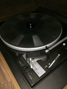 Dual-1236cs turntable flat belt driven