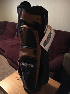 2 Golf Carry Bags