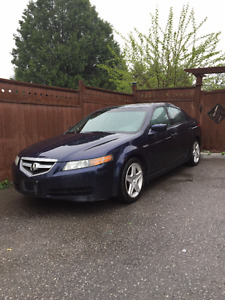 2006 ACURA TL / FULLY LOADED NAV PACKAGE CLEAN TITLE