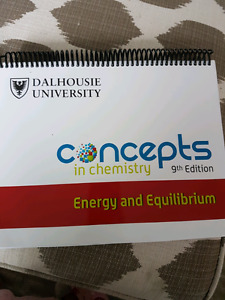 Concepts in Chemistry 9th Edition