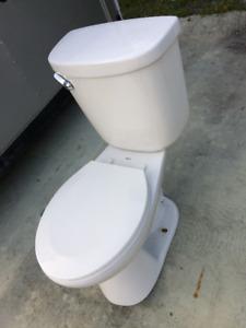 toilette usagé