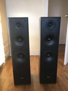 Tower speakers & Subwoofer