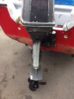 1990 Suzuki dt 65 outbiard motor lower rand drive shaft wanted