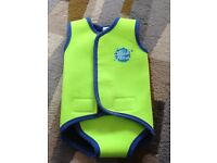 Splash About neoprene suit 6-18 months