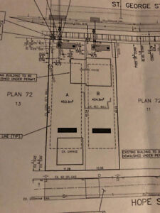 Building lot for Sale Central Port Moody