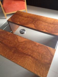Coffee Table- Sapele Mahogany
