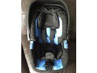 Recaro car seat from birth