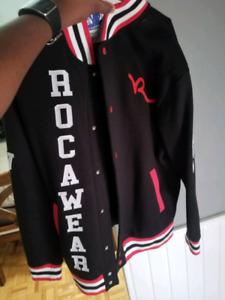 Rocawear Varsity jacket