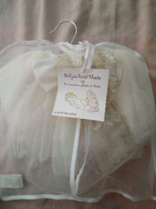 Baby tutu and headband outfit
