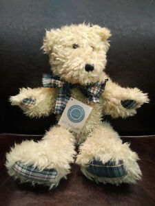 Boyds Bears - J. P. HUTTIN III plush collectable – Retired