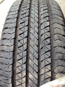 Brand new 205-70-15 BRIDGESTONE 4 All season tires