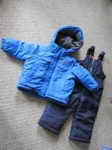 Carters Boys 2pc Snow suit  - 24M