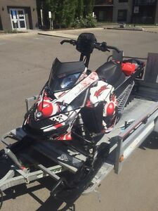 "2011 Summit 800R Etec 163"" With EXTRAS"