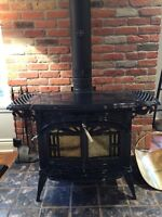 Vermont Casting Wood Stove