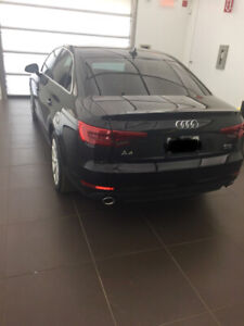 Audi A4 2017 Komfort lease takeover