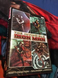 The Invincible Iron Man TPB