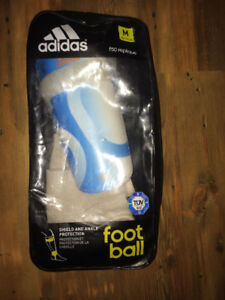 Game On! Adidas F150 Republique Shield & Ankle Protection Medium