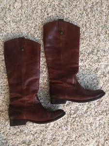 FRYE - Melissa Button - Tall Boots