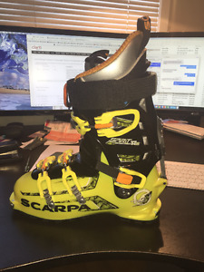 Boots Ski Mountaineering   SCARPA SPIRIT RS  size 28