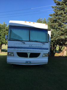 1997 Fourwinds 33ft Hurricane Class A Motorhome