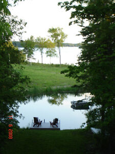 Peacefulness and Privacy is what we offer on Lake Eugenia!