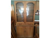 French dresser. Free delivery