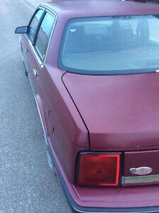 1989 Oldsmobile Cutlass Ciera Sedan Regina Regina Area image 2