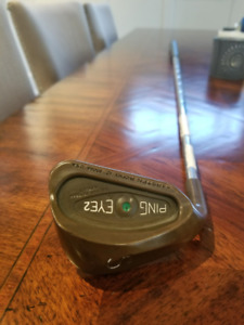 MUST SELL!      Ping Eye 2 Beryllium Sand Wedge - Left