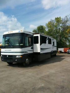 35 Ft  Vacationer by Holiday Rambler Motor Home