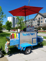 Hot Dog Cart for Hire!