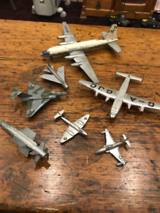 Vintage Dinky Toys Aircraft!