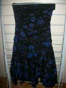 New Price Beautiful Blue Dress
