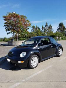 2000 Volkswagen Beetle 2.0 L Winter Edition