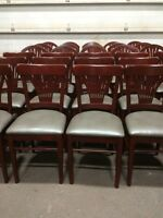 ***MASTERCHAIR*** Custom made chairs for your place
