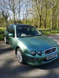Rover 25, 1.4L, 2005, Manual, Petrol