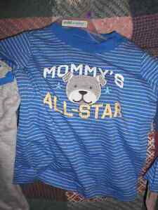 NEW w/ tag  boys 2pc outfit size 12m London Ontario image 2