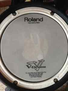 Excellent-Condition, Rolland Electronic TD-3 V-drum Kitchener / Waterloo Kitchener Area image 7