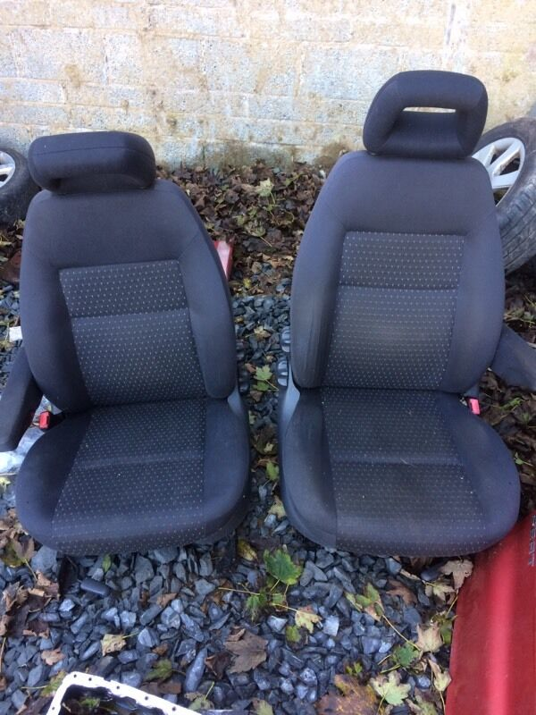 Seat Alhambra 2 front seats