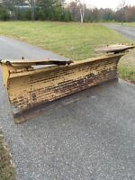 Hla / Horst snow plow