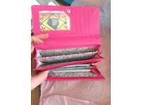 Pink purse - new